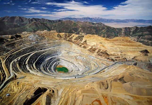 Mine de cuivre de Kennecott (mine de Bingham Canyon)