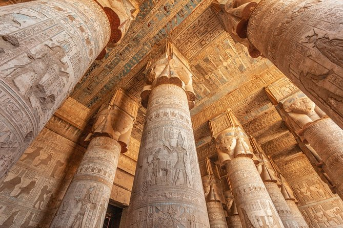 Private Transport to the Temples of Dendera and Abydos from Luxor