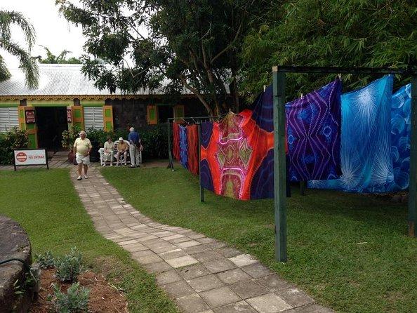 Caribelle Batik im Romney Manor