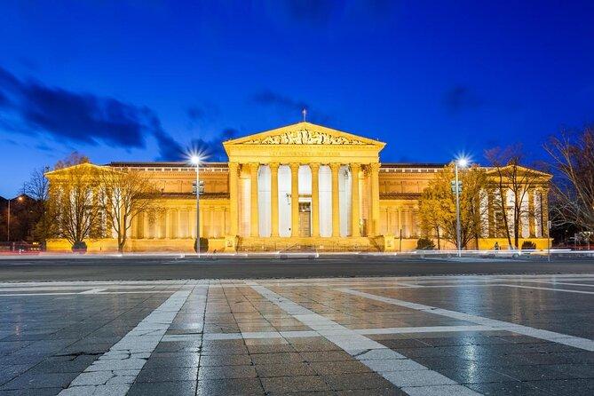 Museum der Schönen Künste Budapest (Szépmuvészeti Múzeum)