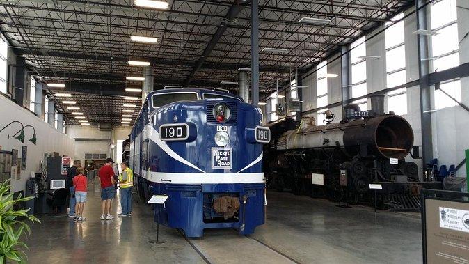 Centre du patrimoine ferroviaire de l'Oregon (ORHC)