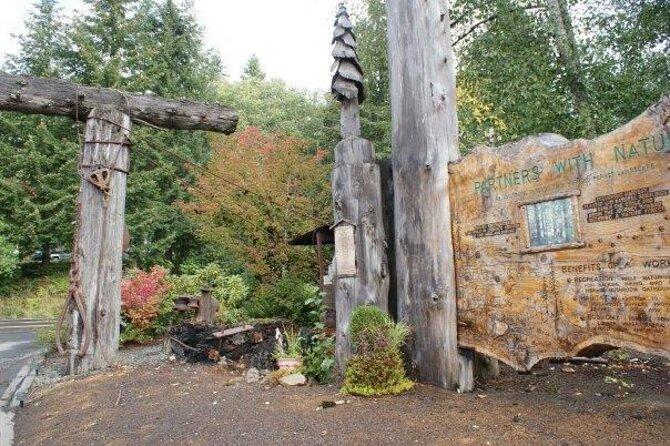 Musée de l'exploitation forestière du Camp 18
