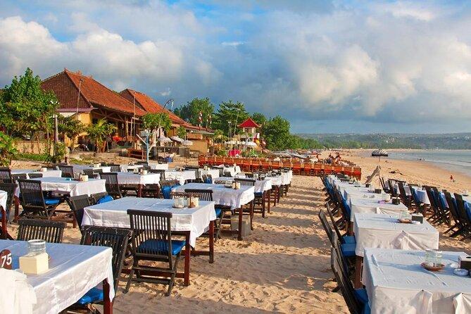 Jimbaran Beach (Pantai Jimbaran)