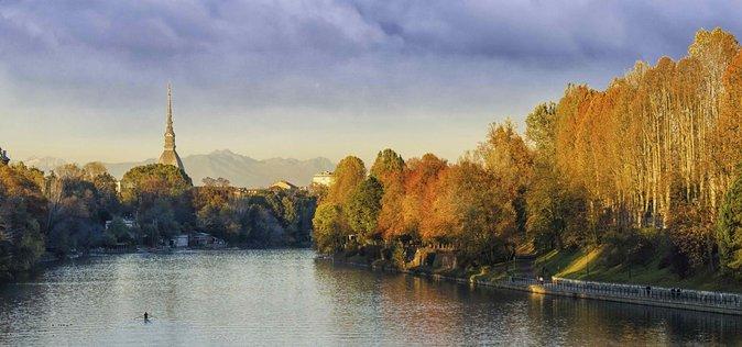Po River (Fiume Po)