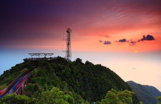 Mt. Machinchang (Gunung Mat Chinchang)