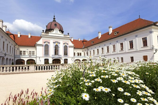 Koninklijk paleis van Gödöllo (Gödölloi Királyi Kastély)