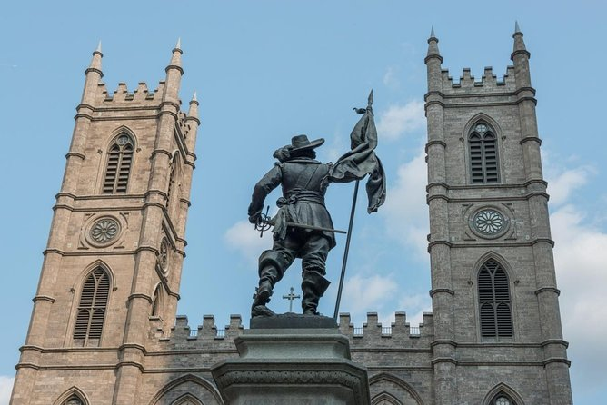 Montreal Place d'Armes