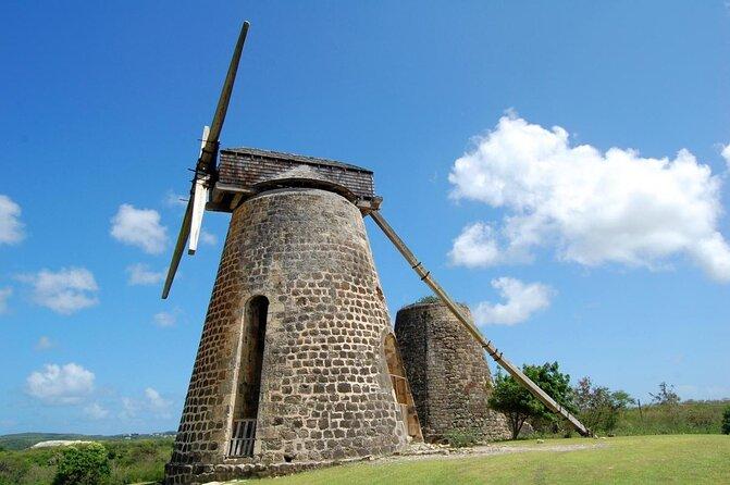 Betty's Hope Historic Sugar Plantation