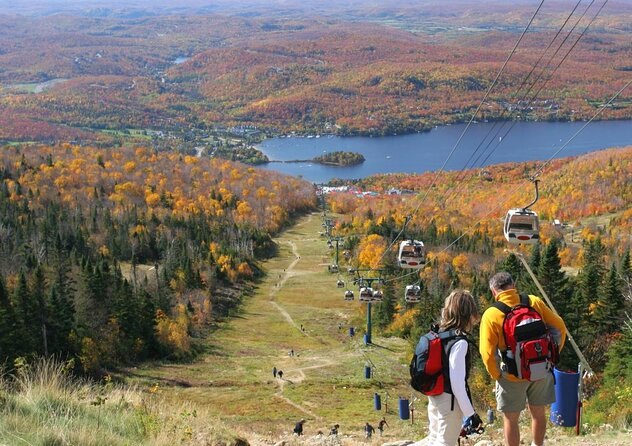 Laurentian Mountains (Les Laurentides)