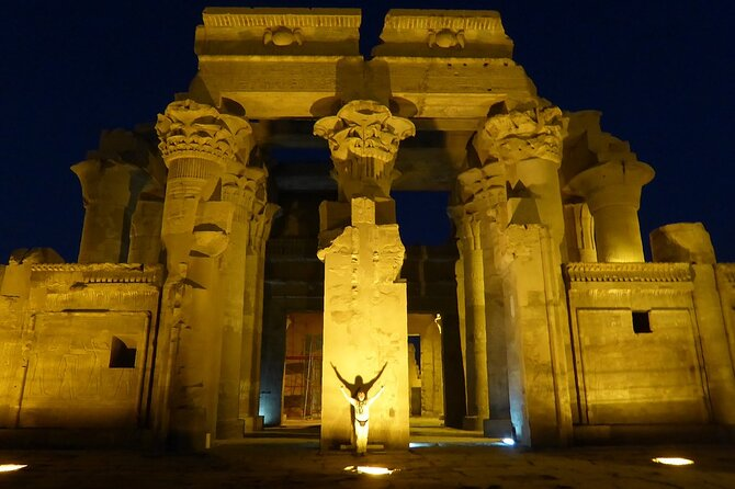 Private Tour to the Temple of Kom Ombo and Edfu from Luxor