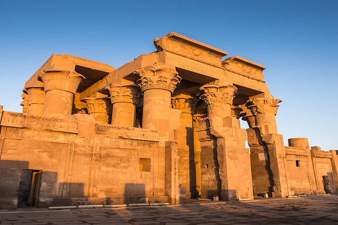 Private Day Tour to Aswan: Including Kom Ombo and Edfu Temples from Luxor