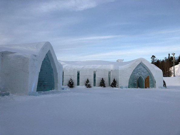 Ice Hotel (Hotel de Glace)