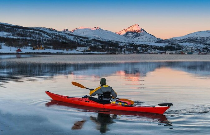Tromso Fjorde