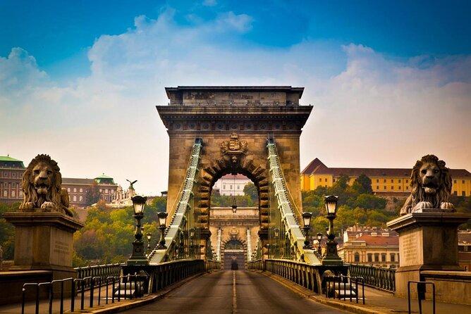 Chain Bridge (Széchenyi Lanchid)