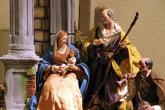 Via San Gregorio Armeno (allée de Noël)