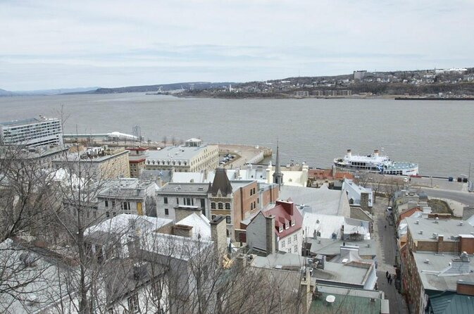 Quebec Lower Town (Basse-Ville)