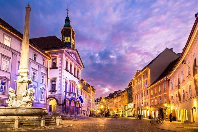 Ljubljana Town Hall (Magistrat)