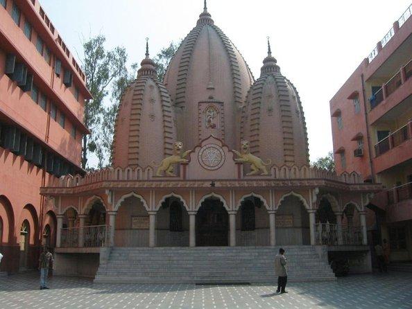 Templo Bharat Sevashram Sangha