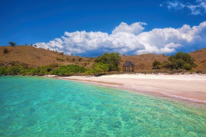 Pink Beach (Pantai Merah Muda)