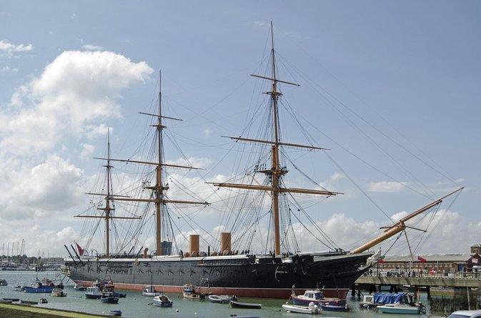Historische Werft von Portsmouth