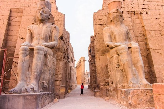 Day Tour: East and West Banks of Luxor