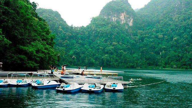 Dayang Bunting Island (Pulau Dayang Bunting)
