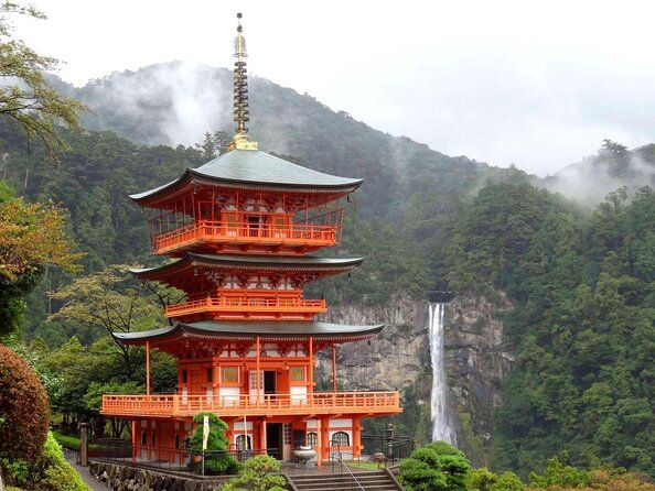 Sentier de pèlerinage de Kumano Kodo