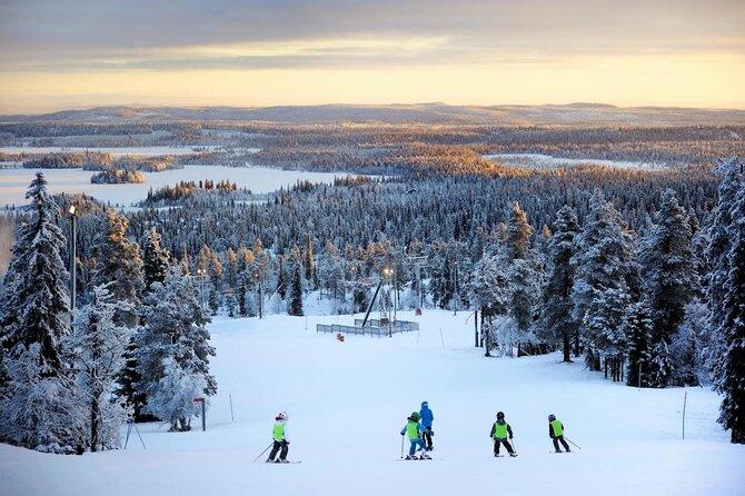 Suomu Skigebiet (Suomutunturi)