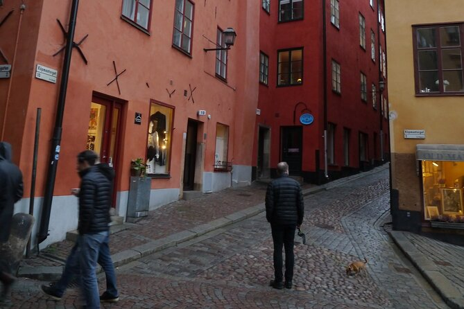 Medieval horror and folk beliefs - a ghost walk in Stockholm.