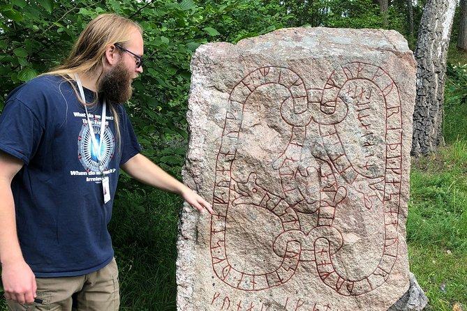 Viking tour in Stockholm Sweden 3h