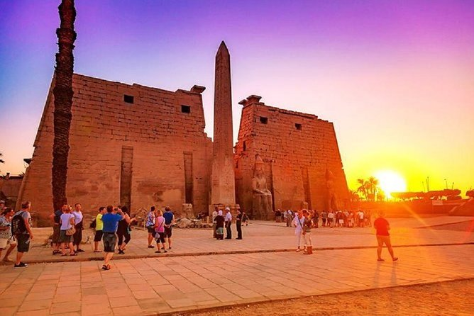 Private 5 days Trip in luxor and aswan