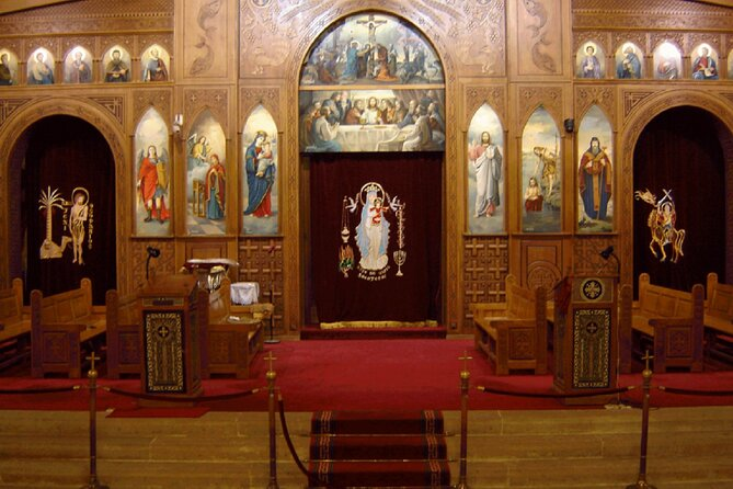 Trip to the martyr George monastery in El Rozikat (Margergis)