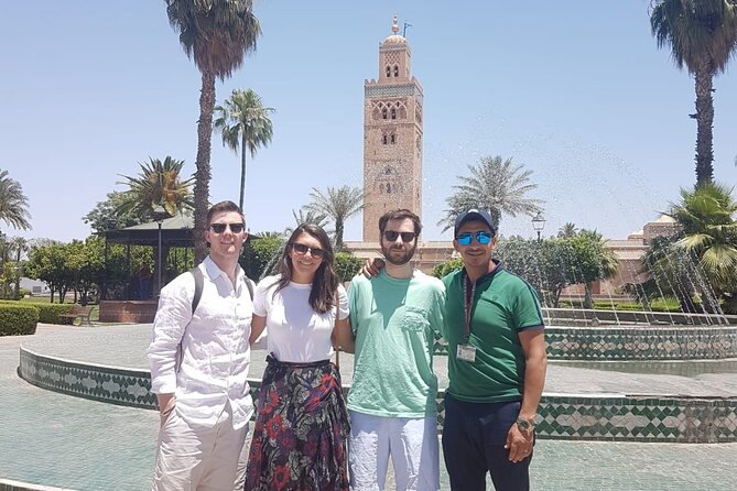 Private Marrakech Day Trip from Casablanca