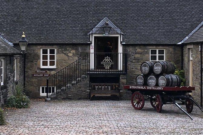 Speyside Whisky Distillery private day tour from Edinburgh