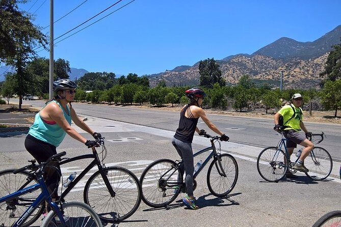 See the picturesque mountains of Ojai!