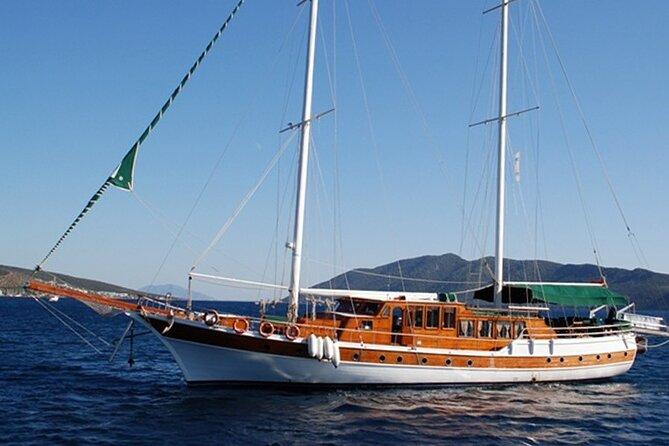 Corfu Ionian Sightseeing & Relaxation Yacht Cabin Charter