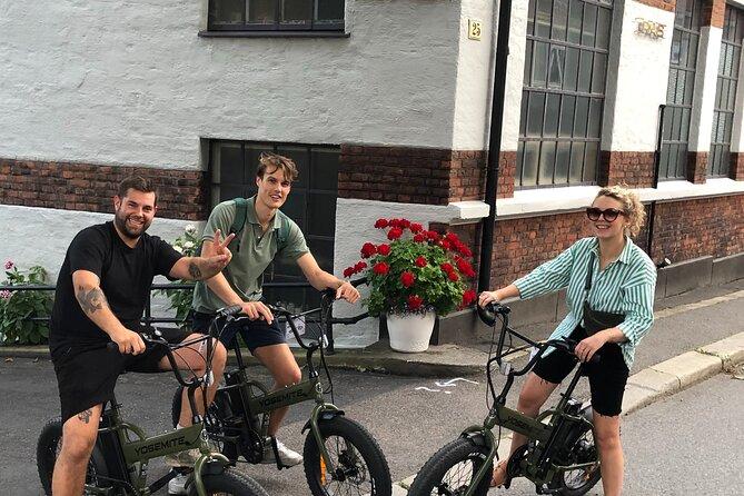 Oslo E-bike Highlights Tour