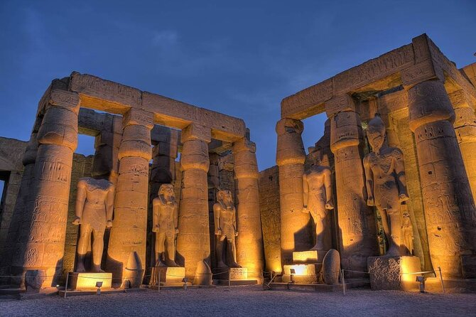 2 nights Nile cruise includes tours from Aswan to luxor