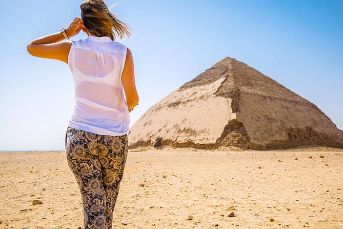 Amazing Full-Day Tour to Giza Pyramids, Memphis, and Sakkara