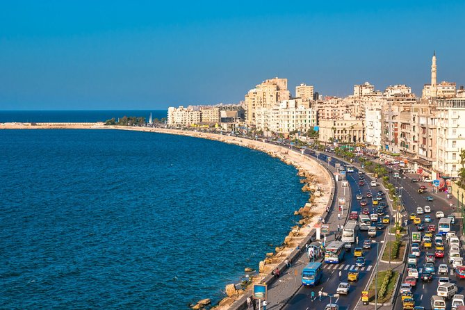 From Cairo: Alexandria Day Tour –