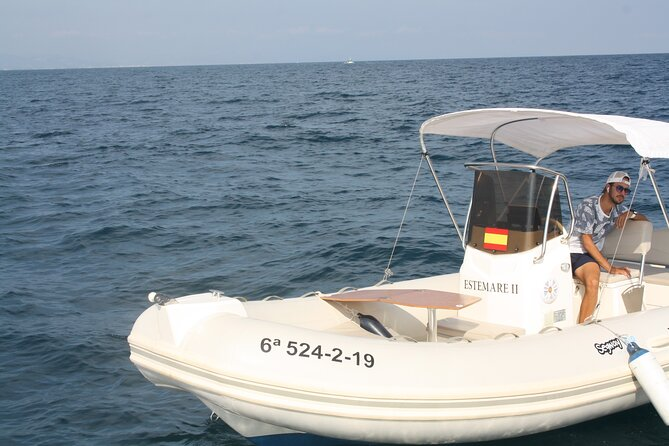 Estemare Boat Rental for Half Day or Full Day