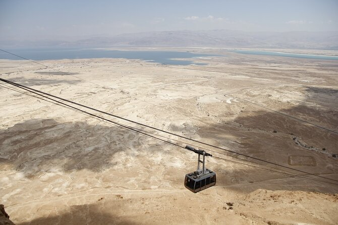 Masada, Ein Gedi, and The Dead Sea from Tel Aviv