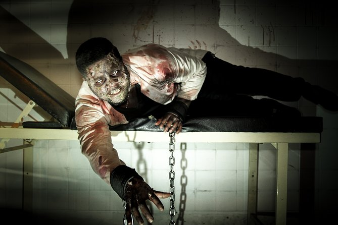 Private Escape Room with a Zombie in London