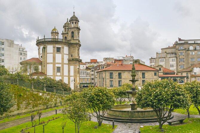 The Secrets of Pontevedra: Magic and History