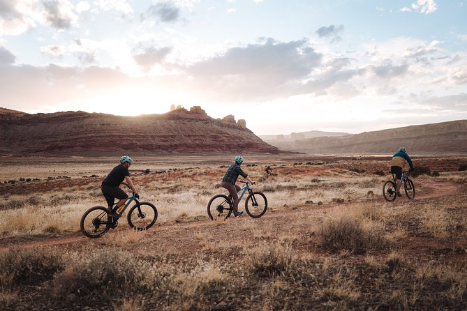 Half-Day Moab Brand Trails Guided Mountain Biking Tour