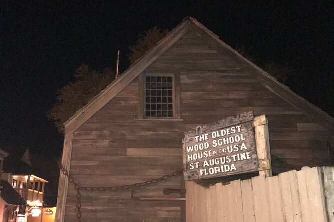 Paranormal Encounter in St. Augustine