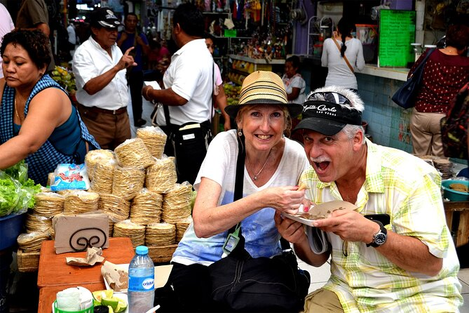 Oaxaca Private Foodies Delight Market Tour and Street Food