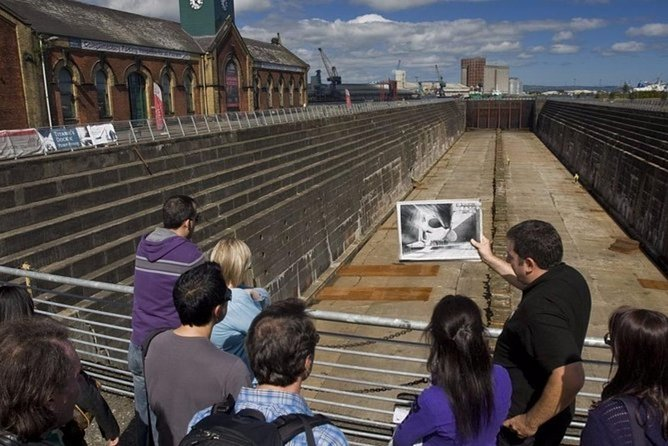 Guided Tour of Titanic's Massive Dry Dock and Pump-House