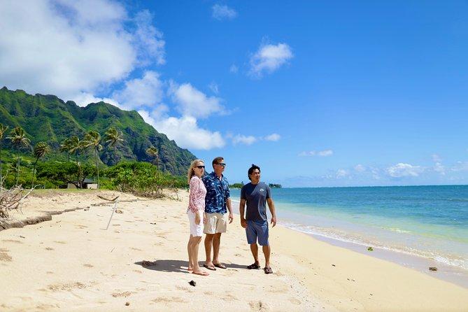 Private Secret Oahu Circle Island Tour
