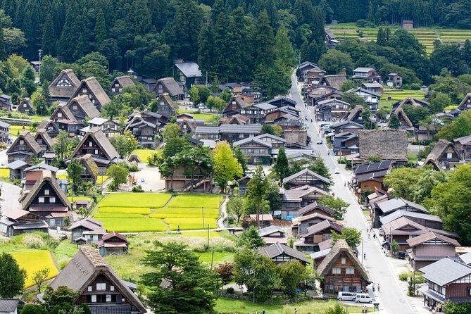 Takayama&Shirakawa-go 1 day Private walking tour